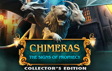 Chimeras: The Signs of Prophecy Collector's Edition Badge