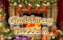 Christmas Puzzle 2 Badge