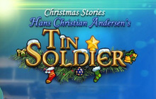 Christmas Stories: Hans Christian Andersen's Tin Soldier Badge