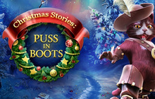 Christmas Stories: Puss in Boots Badge