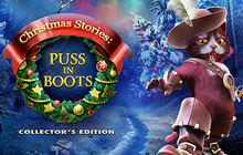 Christmas Stories: Puss in Boots Collector's Edition Badge