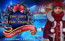 Christmas Stories: The Gift of the Magi Collector's Edition Badge