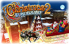 Christmas Wonderland 2 Badge