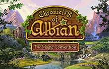 Chronicles of Albian: The Magic Convention Badge