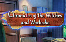 Chronicles of The Witches and Warlocks Badge