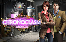 Chronoclasm Chronicles Badge