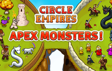 Circle Empires: Apex Monsters! Badge