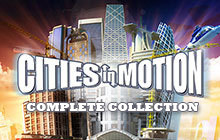 Cities In Motion Complete Collection Badge