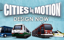 Cities In Motion: Design Now DLC Badge