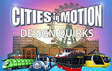 Cities In Motion: Design Quirks Badge
