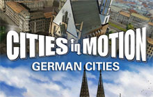 Cities in Motion: German Cities Badge
