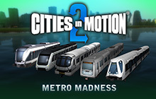 Cities in Motion 2: Metro Madness Badge