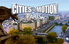 Cities in Motion: Paris Badge