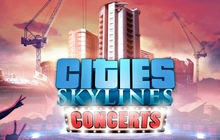 Cities: Skylines - Concerts Badge