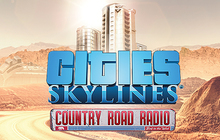 Cities: Skylines - Country Road Radio Badge