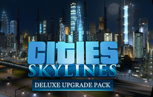 Cities: Skylines - Deluxe Upgrade Pack Badge