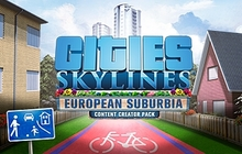 Cities: Skylines - European Suburbia: Content Creator Pack Badge