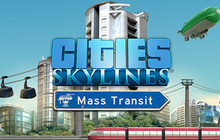 Cities: Skylines - Mass Transit Badge