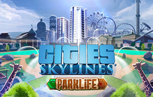 Cities: Skylines - Parklife Badge