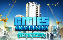 Cities: Skylines Snowfall Badge