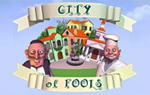 City of Fools Badge