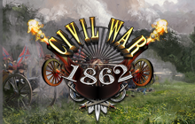 Civil War: 1862 Badge