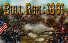 Civil War: Bull Run 1861 Badge