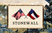 Civil War: Stonewall Badge
