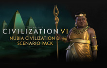 Civilization VI: Nubia Civilization & Scenario Pack DLC Badge