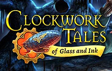 Clockwork Tales: Of Glass and Ink Badge