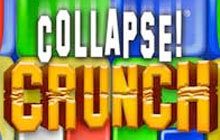 Collapse! Crunch Badge