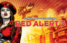 Command & Conquer Red Alert 3 Badge