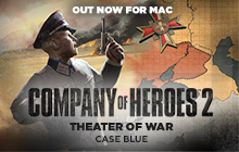 Company of Heroes 2 - Case Blue Mission Pack Badge