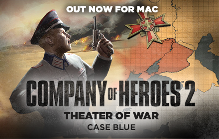 Coh 2 Case Blue : Company of heroes 2 case blue mission pack macgamestore.com