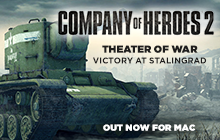 Company of Heroes 2 - Southern Fronts Mission Pack Badge