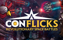 Conflicks: Revolutionary Space Battles Badge