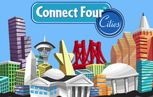Connect Four Cities Badge