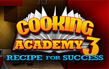 Cooking Academy 3 Badge