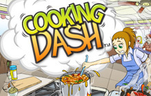 Cooking Dash Badge