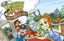 Cooking Dash - DinerTown Studios Badge