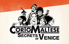 Corto Maltese - The Secrets of Venice Badge