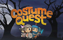 Costume Quest Badge