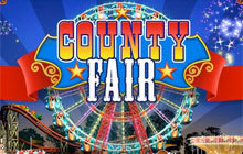 County Fair Badge