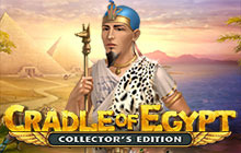 Cradle Of Egypt Collector's Edition Badge