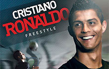 Cristiano Ronaldo Freestyle Badge