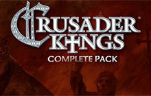Crusader Kings Complete Badge
