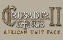 Crusader Kings II: African Unit Pack Badge