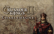 Crusader Kings II: Charlemagne Badge