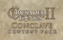 Crusader Kings II: Conclave Content Pack Badge