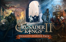 Crusader Kings II: Dynasty Starter Pack Badge